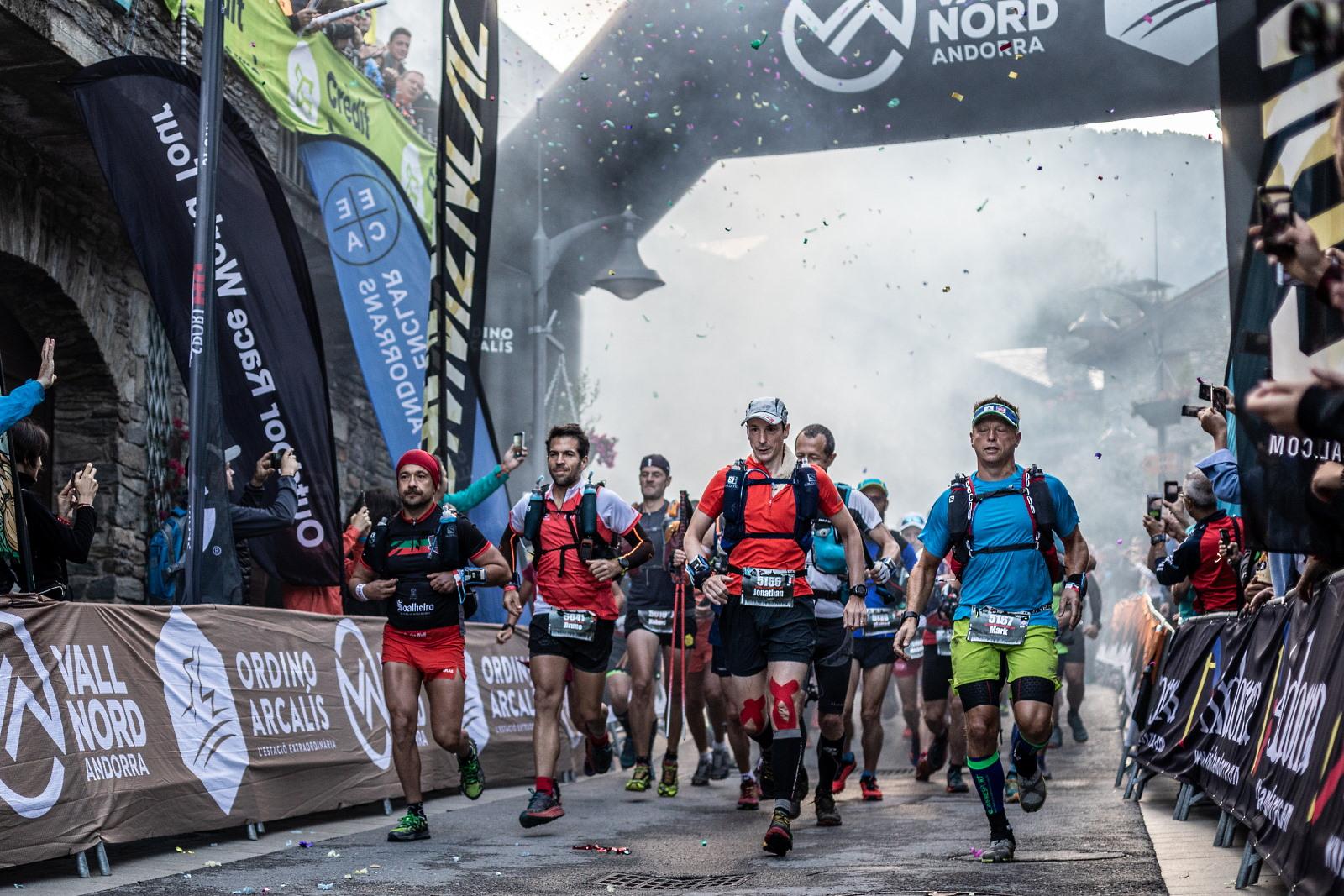 Hoy Se Inicia El Andorra Ultra Trail Vallnord Un Acontecimiento Cada Vez Más Internacional